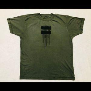 U2 360 Tour Concert 2007-09 T Shirt Men's Sz.L
